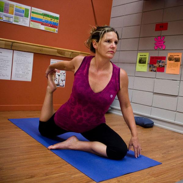 Centre de conditionnement physique Espace pleine Forme Alexandra Yerly Yoga