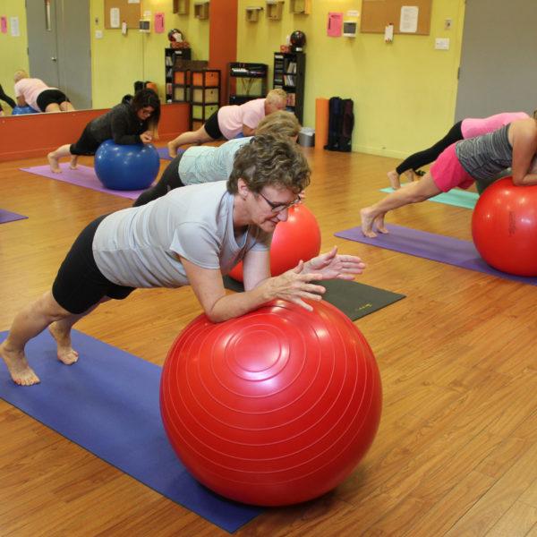 Centre de conditionnement physique Espace pleine Forme Alexandra Yerly Pilates
