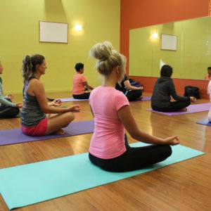 Centre de conditionnement physique Espace pleine Forme Alexandra Yerly Pause Yoga