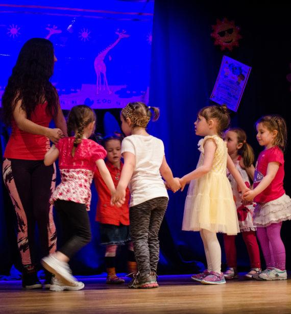 cours de dance pour enfant