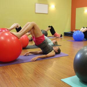 Centre de conditionnement physique Espace pleine Forme Alexandra Yerly yogalates