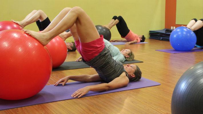 Cours de yogalates